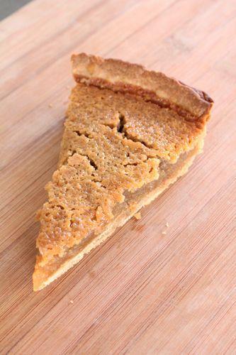 Divinisssssssssime tarte au sirop d'érable ! - Recettes de Cuisine de Marion Flipo