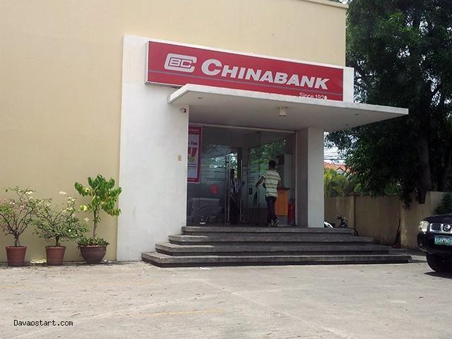 China Bank - Lanang photo, ChinaBank - Lanang