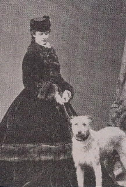 Empress Elisabeth of Austria, 1867