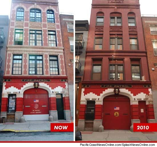 Anderson Cooper's Firehouse..$4.3m Before Renov