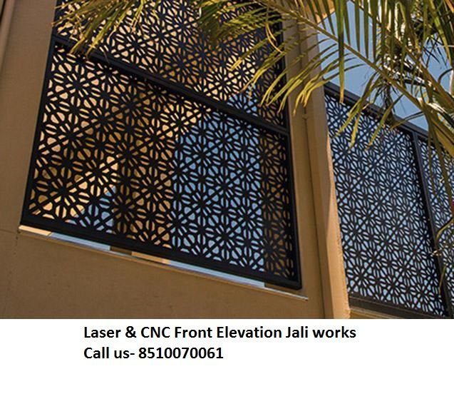 Front Elevation Jali : Besten laser cnc cutting work call bilder