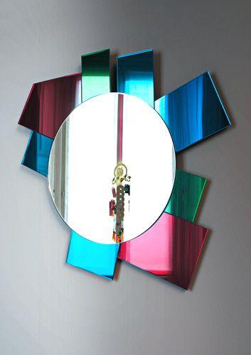 GLI Specchi di Dioniso by Ettore Sottsass