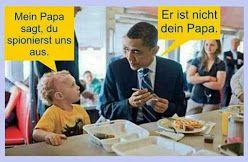 Ja, ja. Die NSA.