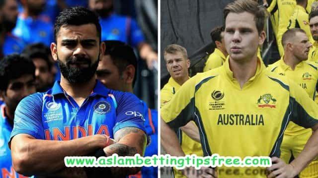 India Vs Australia 1st Odi Match Prediction Cricket Betting Tips