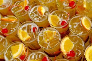 Black Eyed Susan cocktail - Matthew Stockman/Getty Images Sport/Getty Images