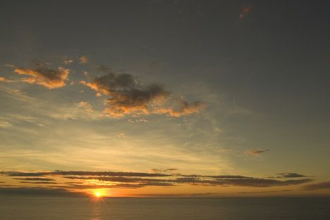 """Anticipatory Grief Poem ~ """"Edge of Day"""""""