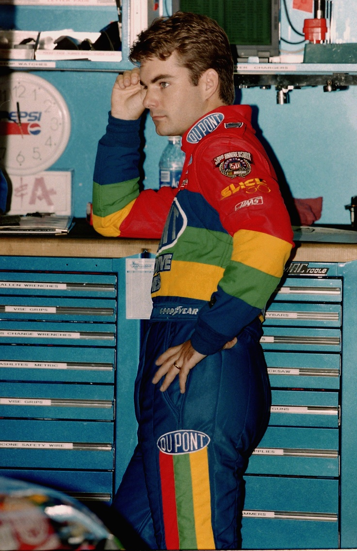 Old School Jeff Gordon