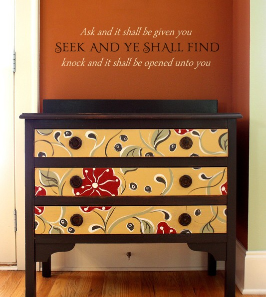 Vinyl Decals For Furniture
