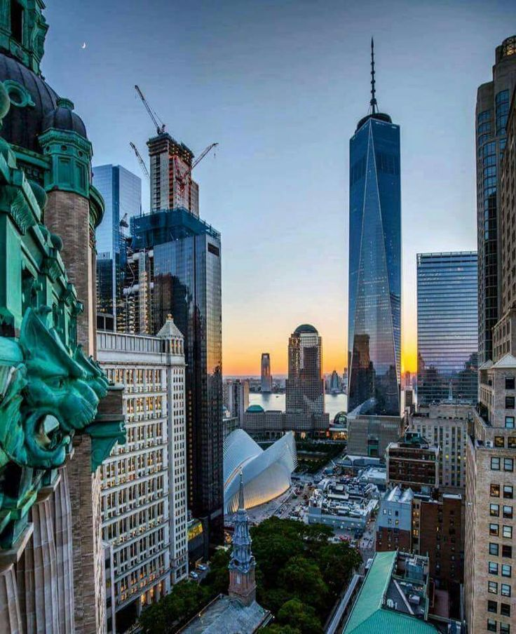 NYC - One World Trade