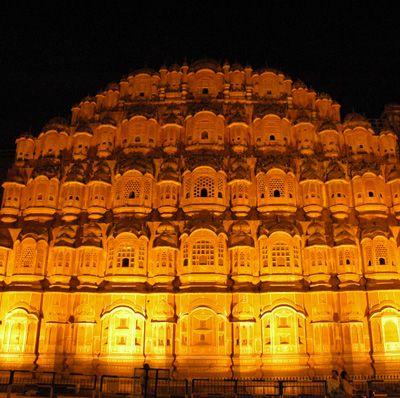 Hawa Mahal, Rajasthan, India