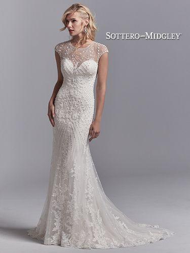1147 best Wedding Dresses images on Pinterest | Hochzeitskleider ...