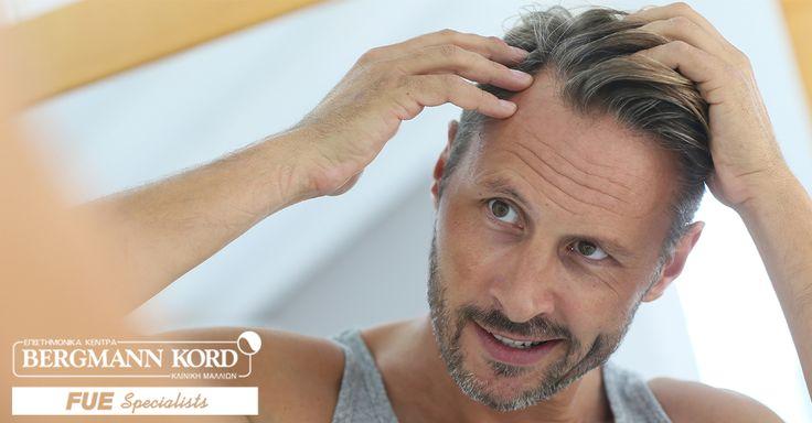 Πλεονεκτήματα FUE by Bergmann Kord | Η επιθυμία σας… πραγματικότητα ! Η Μεταμόσχευση Μαλλιών FUE είναι η πλέον διαδεδομένη μέθοδος αποκατάστασης της Τριχόπτωσης, παγκοσμίως, χάρη στα μοναδικά της πλεονεκτήματα. Στη Bergmann Kord, εφαρμόζεται από τα εξειδικευμένα Ιατρικά Επιτελεία, με άψογα αισθητικά αποτελέσματα! Διαβάστε περισσότερα εδώ : goo.gl/96T4S7