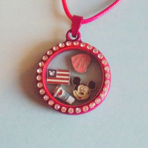 104 best lockets with charms inside images on pinterest origami glass lockets with charms aloadofball Image collections