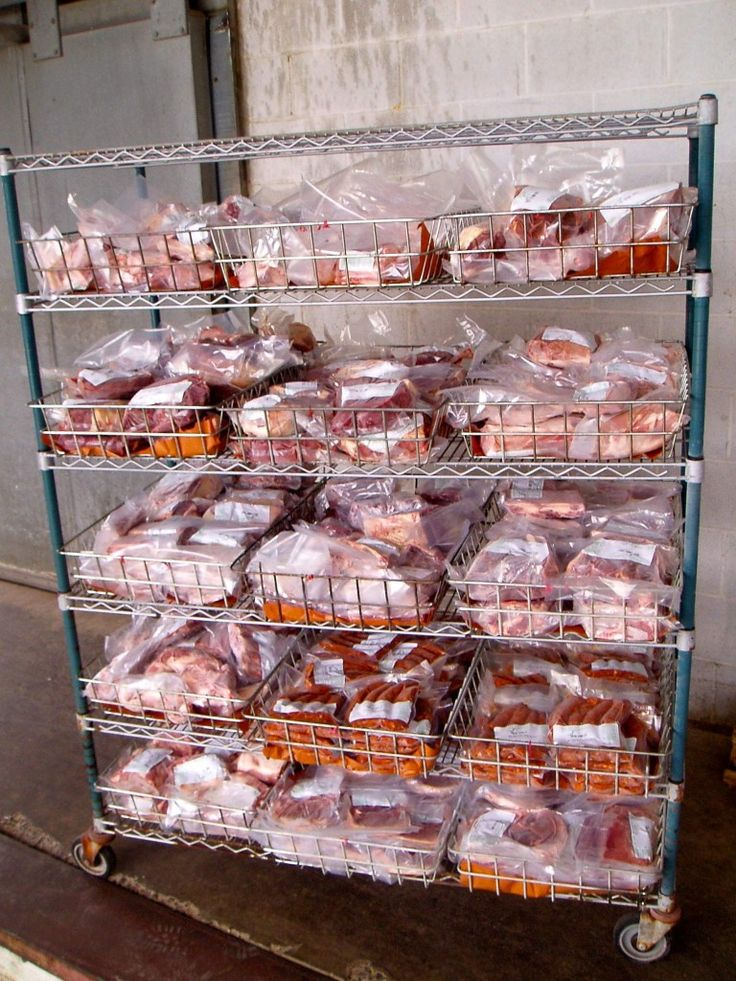 Behind the Scenes at a Local Butcher Shop by Forrest Pritchard of Smith Meadows