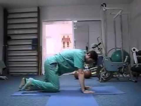 Bel Fıtığı Tedavisi - Bel Fıtığı Egzersizleri - YouTube