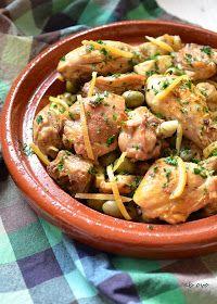 Tajine-di-pollo-marocchina-con-olive-verdi-e-limoni-confit