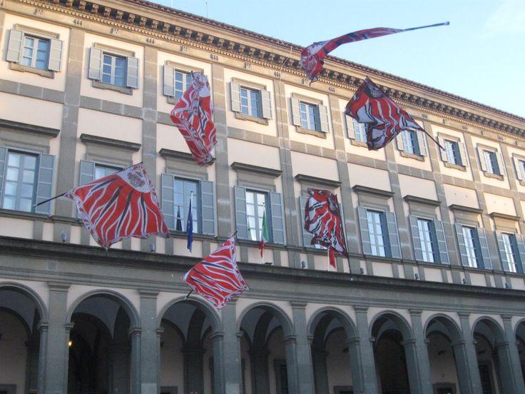 ANNO DOMINI 1495 La sconfitta di Carlo VIII - The defeat of Charles VIII (Velletri ROME 2012) www.sbandieratorivelletri.it