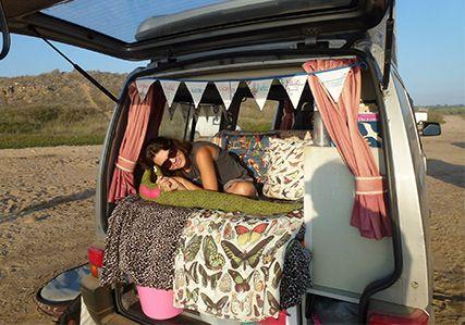 VW Campervan Hire | WasSup Cornwall