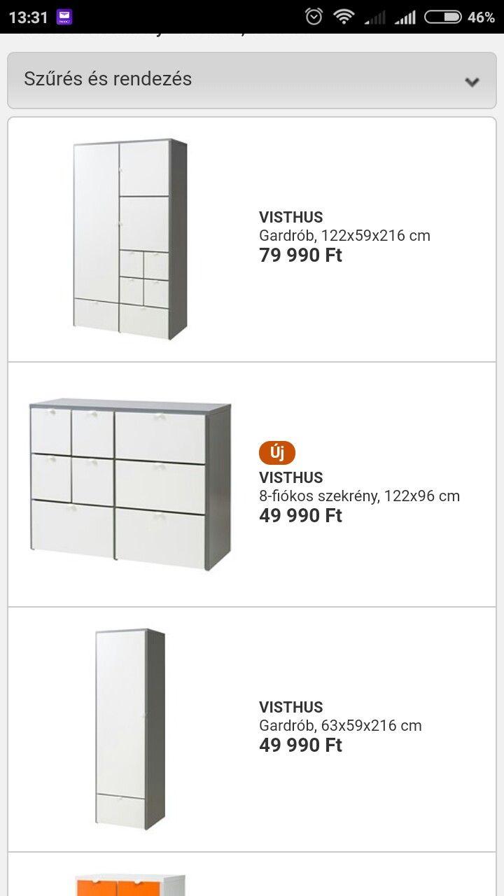 Ikea Visthus Pelenkázó Akkorszekrény Hangulat