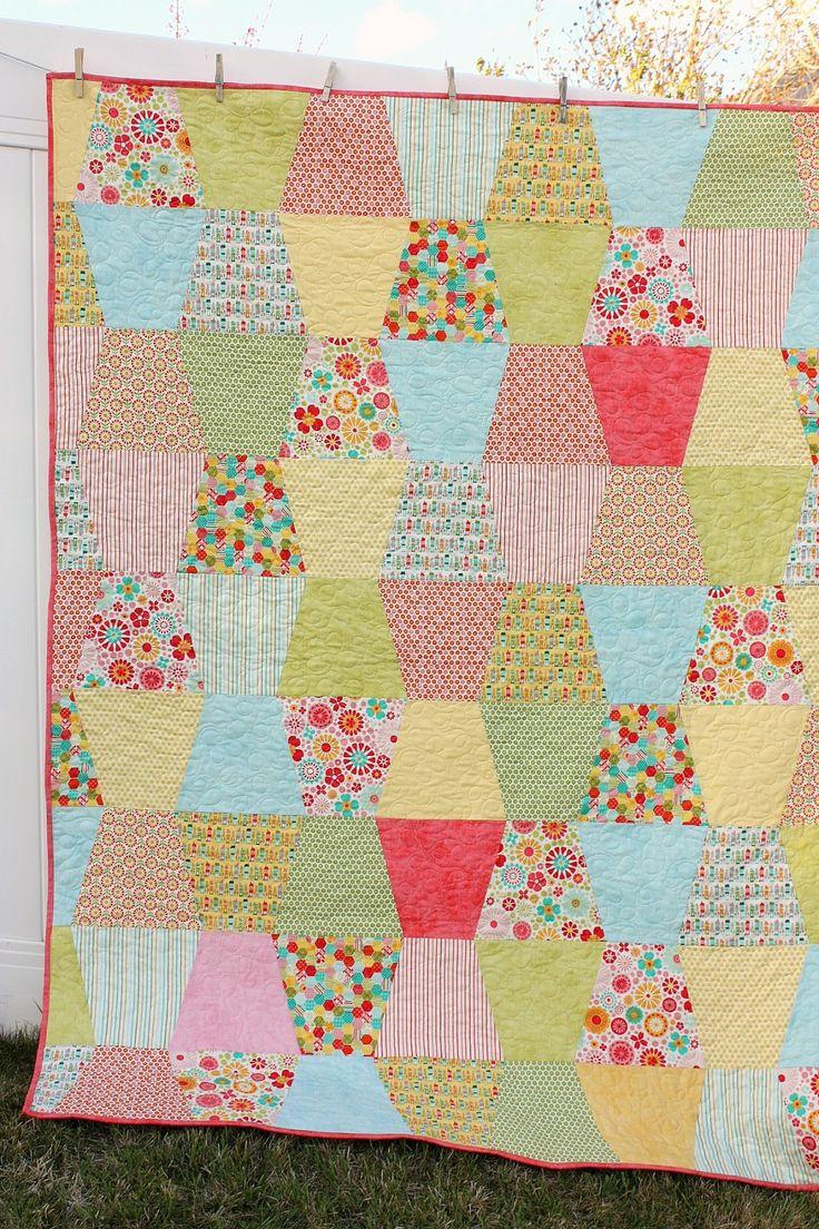 80 best Tumbler Quilts images on Pinterest   Tumbler quilt, Baby ...