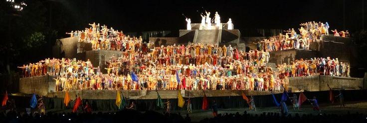 hill-cumorah-pageant, palmyra, NY