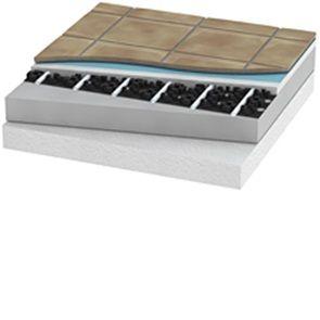 Minitec på betonggolv