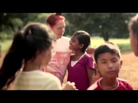 The finished Sunrise Children's Villages CSA (Community Service Announcement) TV commercials