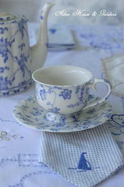 Aiken House & Gardens: Tea Party Mode