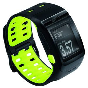 New Nike Sportwatch with GPS (powered by TomTom) Heart Rate, Calories Burned, Mileage. Awesome.
