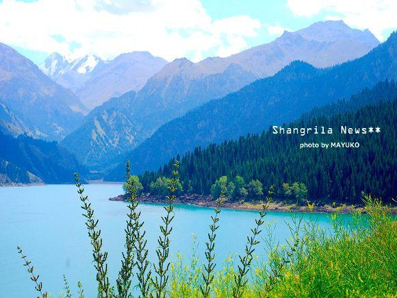 新疆ウイグル自治区にある都市、ウルムチ「中国のスイス」
