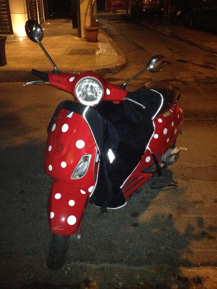 Bug On Wheels!