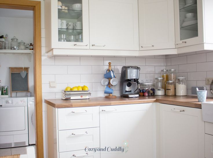 25+ melhores ideias de Küchen von ikea no Pinterest Cozinha ikea - ikea k che faktum wei hochglanz