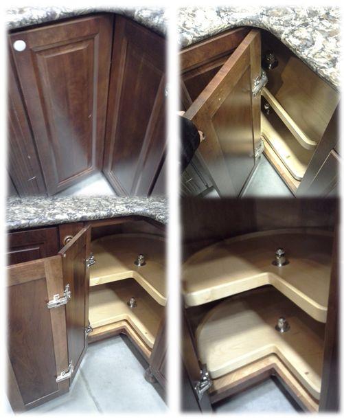 blind corner cabinet lowes 1