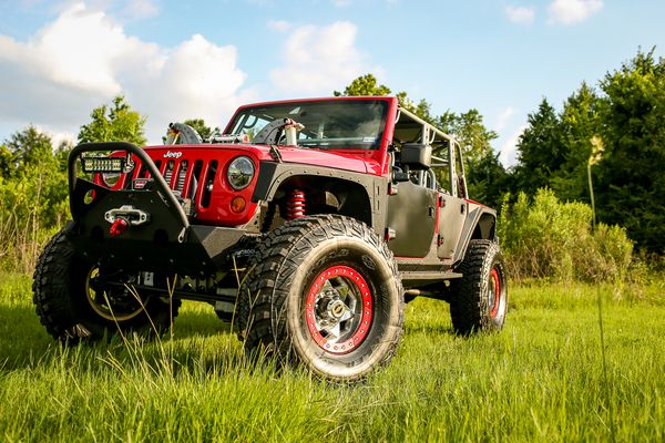 2008 One Ton JK Jeep Rubicon  for sale $36,000.00