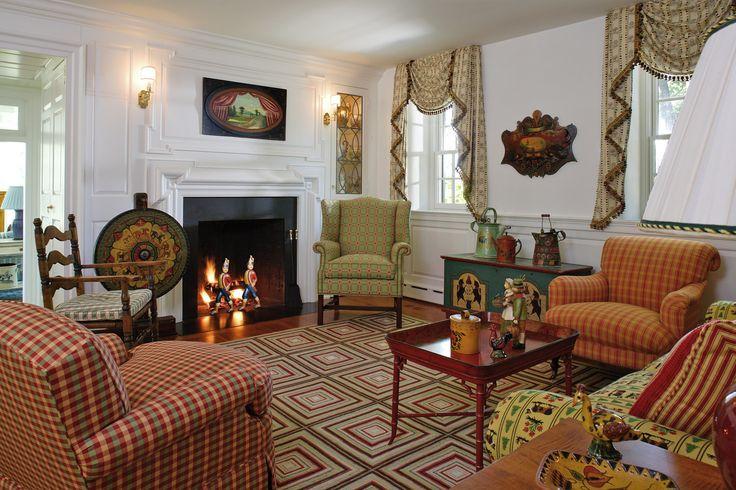 2179 Best Colonial Main Living Rooms And Decor Images On Pinterest Prim Decor Primitive Decor
