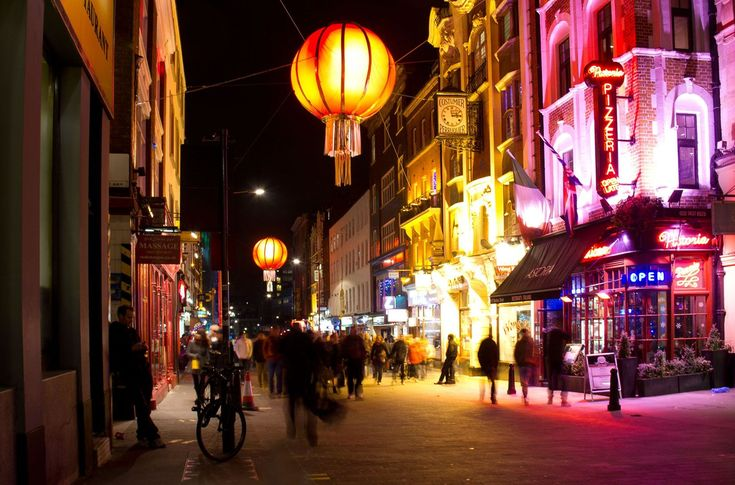 The best restaurants in Soho - plus bars and clubs for post-dinner crawls