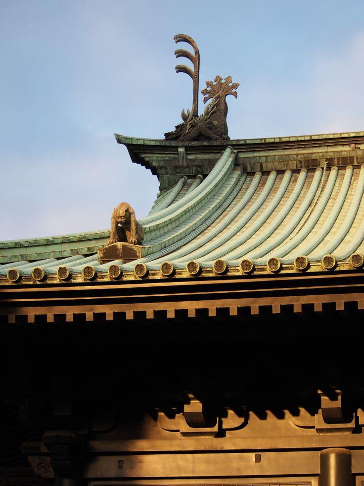 湯島聖堂 大成殿 /Yushimaseidou,Tokyo,Japan