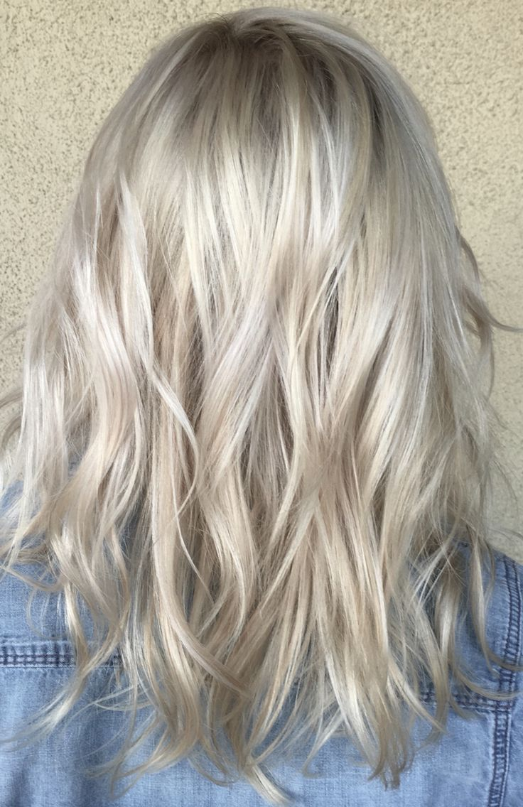 The 25 Best Heavy Blonde Highlights Ideas On Pinterest