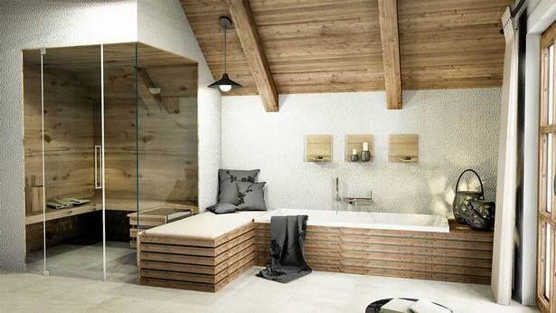Badezimmer Ideen Aus Holz Badezimmer Holzboden Minimalistische
