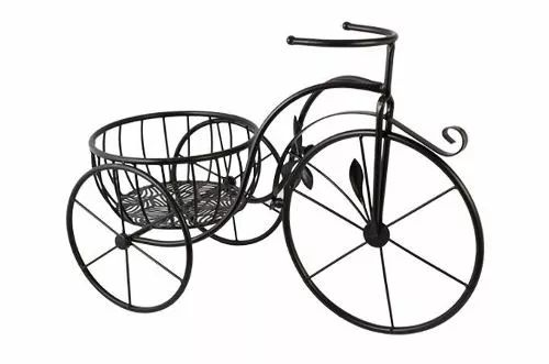 23 mejores im genes de porta macetas en pinterest hierro - Bicicleta macetero ...
