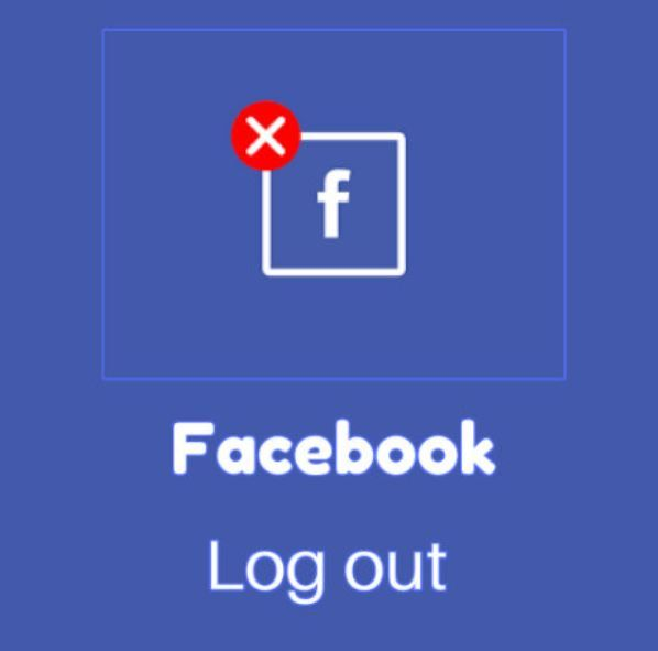 How To Logout Of Facebook App Facebook Sign Out Log Out Or Logout Facebook Techsog In 2020 Facebook App Facebook Sign Facebook