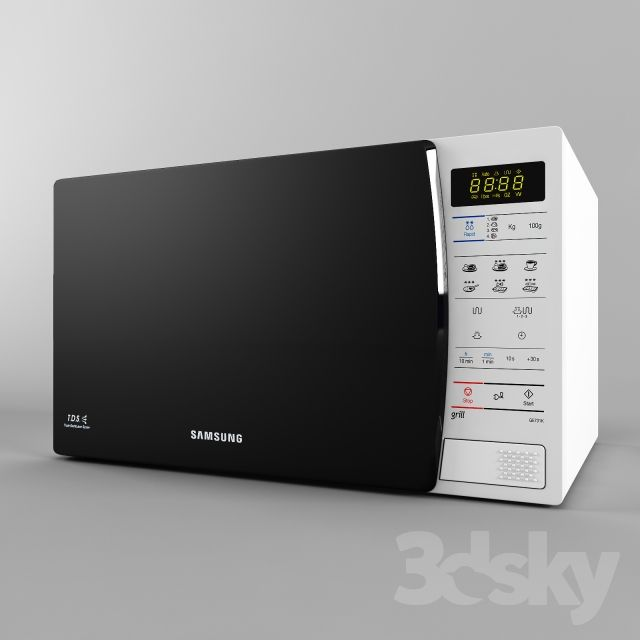 Microwave With Grill Samsung Microwave Samsung Kitchen Appliances
