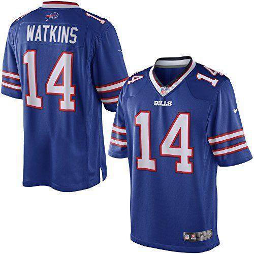 Sammy Watkins Buffalo Bills Throwback Jerseys