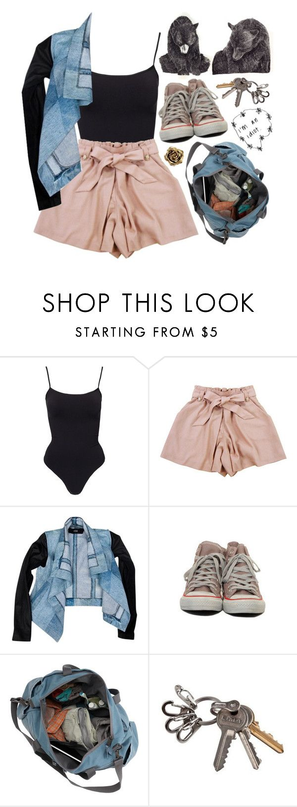 """dressed to kill"" by dosdudettes ❤ liked on Polyvore featuring Pieces, Veda and Tiffany & Co."