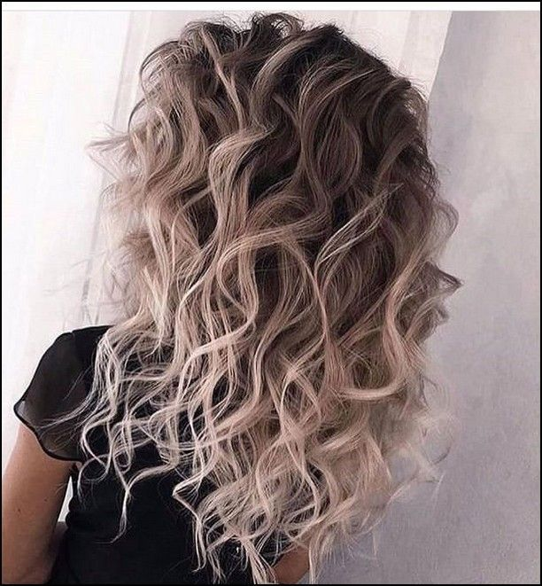 172 Brunette Hair Color Ideas In 2019 Page 17 In 2020 Long Thin Hair Balayage Hair Curly Hair Styles Naturally