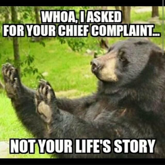 Its so funny what we get with a simple question.. My favorite is getting a story for a yes or no response!! LOL!!