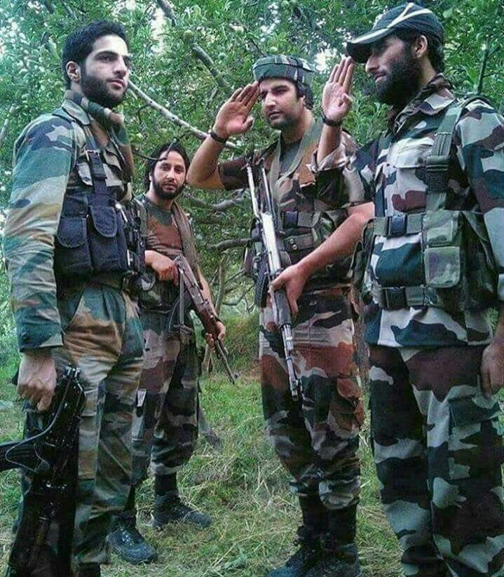 سلام برہان وانی!   SnakeEagle | Pakistan Defence Command