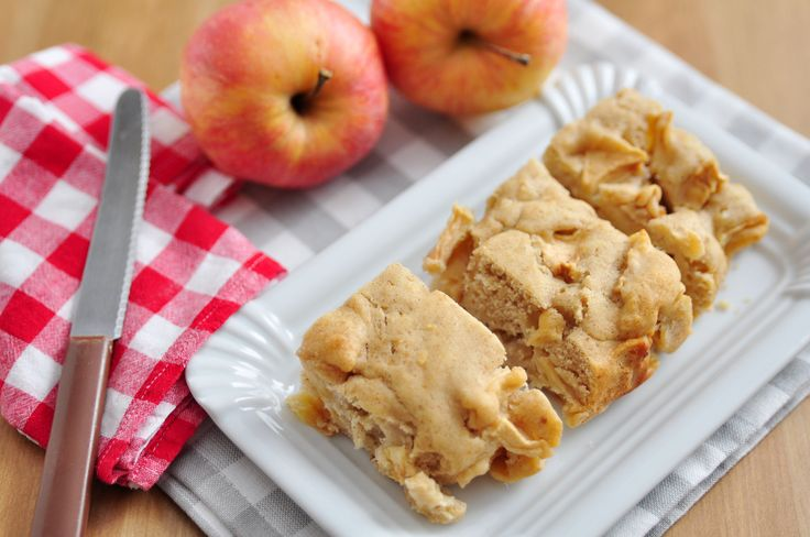 Forget Regular Brownies, These Apple Brownies Are Perfect For Fall!