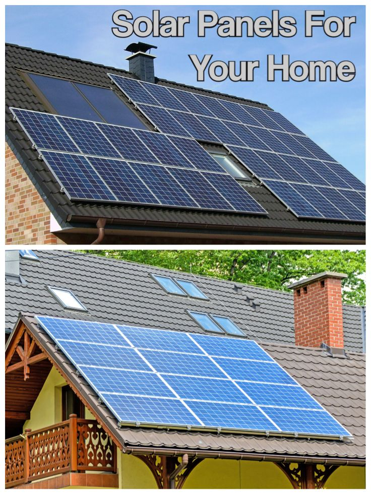 Benefits Of Getting Solar Panels For Your Home.