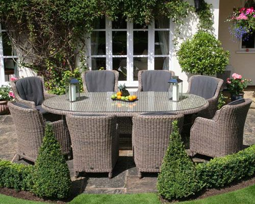 rattan garden furniture